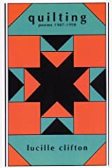 Quilting: Poems 1987-1990 (American Poets Continuum Series, Vol. 21) Paperback