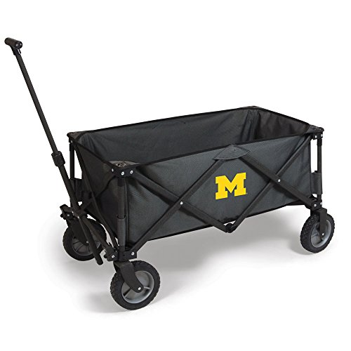 - PICNIC TIME NCAA Michigan Wolverines Adventure Wagon
