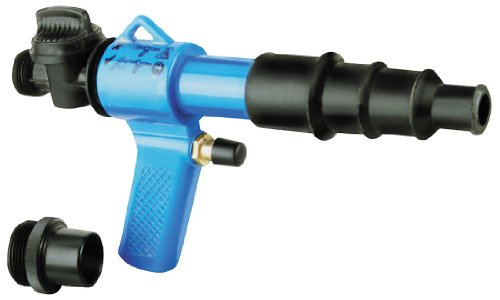 Cooling Flush System (OTC 6043 Blast-Vac Multipurpose Cleaning Gun)