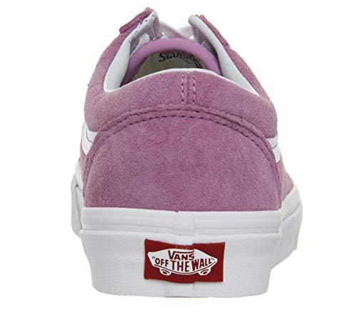 pig Skool Scarpa Suede W Violet Vans true Old CqtwBFnxaf