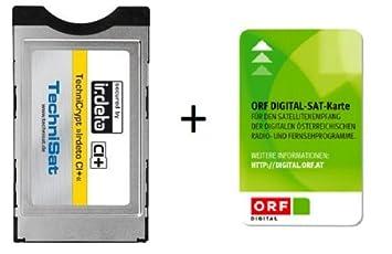 Technisat CI+ CI Plus Irdeto - Módulo de tarjeta para ...