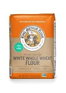 Amazon.com: King Arthur White Whole Wheat Flour, 100%