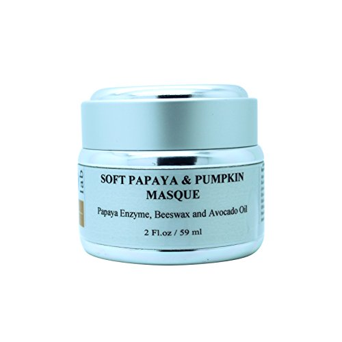 ORGANICOLAB, Soft Papaya and Pumpkin Masque, (Papaya Enzyme, Beeswax and Avocado Oil), 2 (Soft Papaya)
