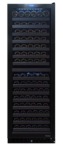 Vinotemp 142-Bottle Dual-Zone Touch Screen Wine Cooler
