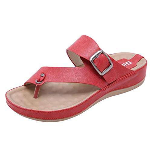 d5463776442a KESEELY Women s Clip Toe Sandals - 2019 Comfortable for sale Delivered  anywhere in USA