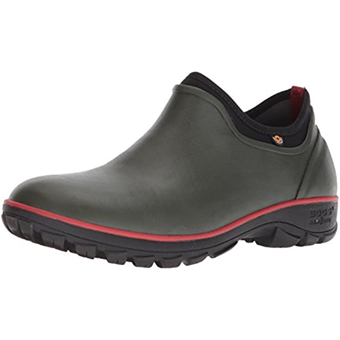 Bogs Men's SAUVIE Slip ON Rain Boot