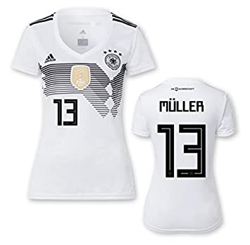 adidas group Trikot Damen DFB 2018 Home WC Müller 13