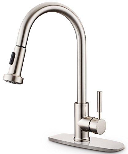 Handle Kitchen Sink Faucet - 7