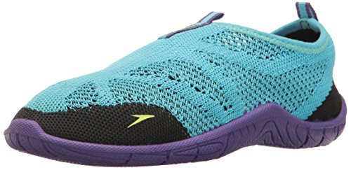 Speedo Water Shoes-Surf Knit Skate, Teal, -