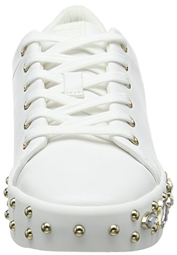 Pepermint bright Aldo White Basses 1 Femme Sneakers Blanc 1pp87qCw