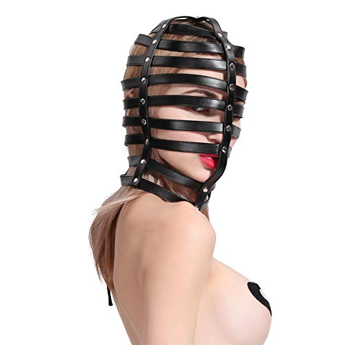 KEDCD Bondage Juguetes sexuales, Rendimiento, Accesorios de Rendimiento, sexuales, Golpes de Cuero, Juguetes alternativos, máscaras de Rendimiento, Productos de éxito bd40fa