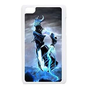 iPod Touch 4 Case White Defense Of The Ancients Dota 2 RAZOR 006 LWY3542502KSL