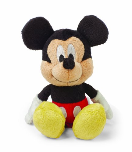 Disney Baby, Mickey Mouse Mini Jinglers Disney Mickey Mouse Plush