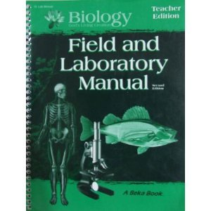 Biology God's Living Creation - Teacher Edition (Field for sale  Delivered anywhere in USA