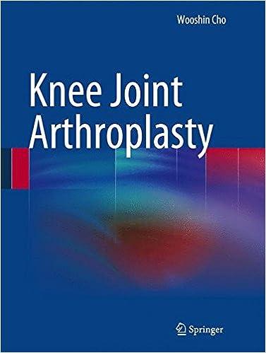 Book Knee Joint Arthroplasty