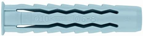 Pack of 25/UD Index TN4S12/Plug Nylon T4S 4/Segments 12/x 060/
