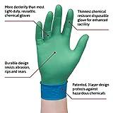 Microflex 93-260 Nitrile and Neoprene Gloves