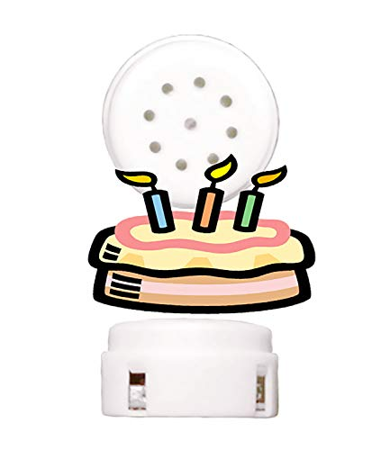 Happy Birthday Sound Module Device Insert for Make Your Own Stuffed Animals and Craft Projects