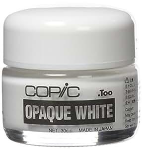 Copic Marker Copic Opaque White Pigment 30cc Jar