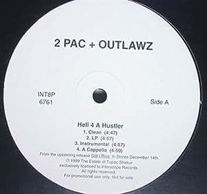 Outlawz hell 4 a hustler lyrics