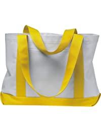 7002 Unisex Adult Boat Tote