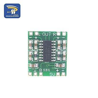 Amazon com: CNC : PAM8403 Module Digital Power Amplifier Board