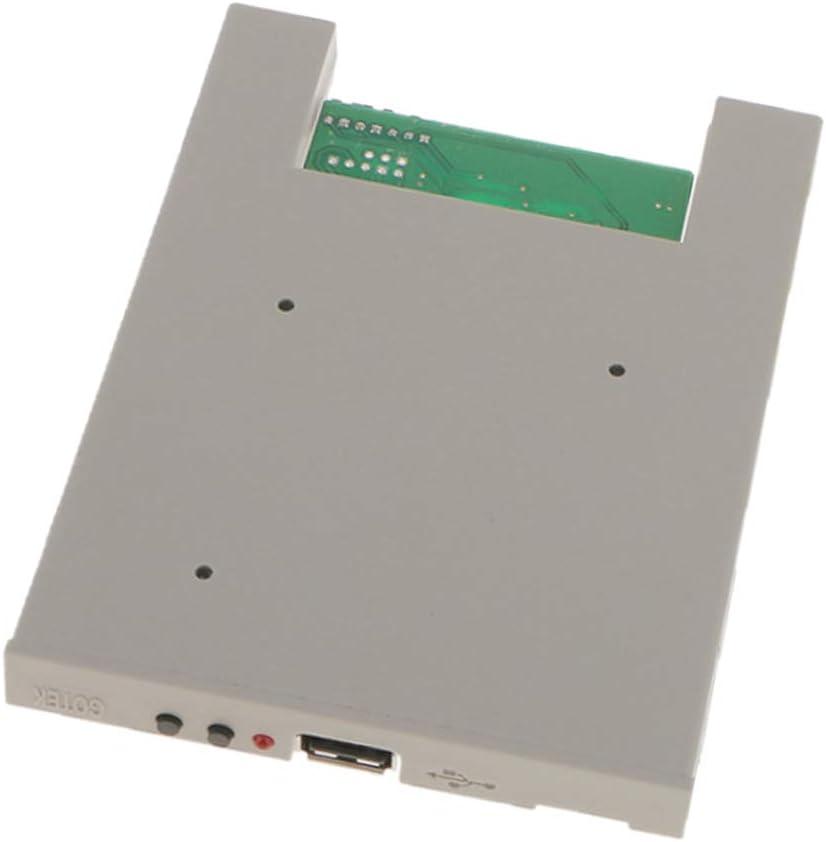 Sharplace Unidad Disquete USB Externa Sfrm72-du26 para Barudan Bens Bordado Máquina