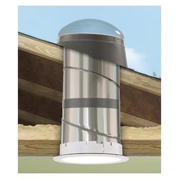 velux tmr0140000 rigid pitch flashing sun tunnel acrylic. Black Bedroom Furniture Sets. Home Design Ideas