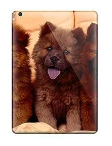 Andi Silverman Premium Protective Hard Case For Ipad Air- Nice Design - Chow Chow Dog