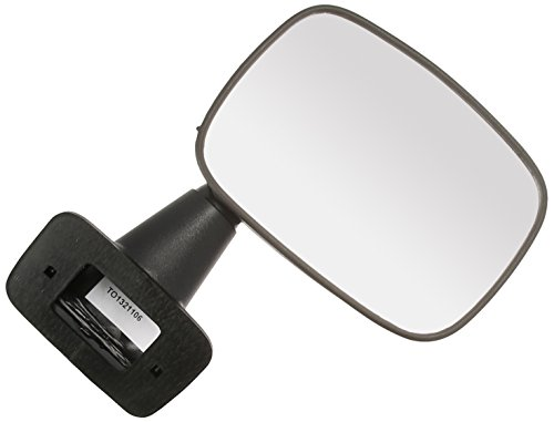 OE Replacement Toyota Pickup Passenger Side Mirror Outside Rear View (Partslink Number TO1321106)