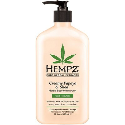 Hempz Creamy Papaya Herbal Moisturizer