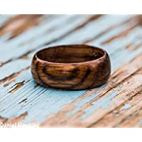 Tennessee Whiskey Barrel Wood Ring