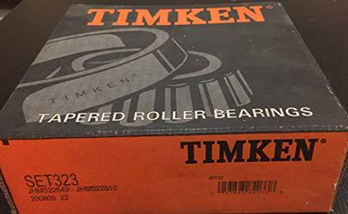- TIMKEN JHM522649/JHM522610 Medium Size Tapered Roller Factory New! SET323