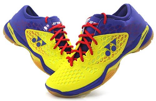 Badminton Yonex Shoes (Yonex SHB-03Z Men's Badminton Shoes, Yellow/Blue)