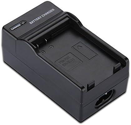 SODIAL(R) Cargador de bateria Cargador para Nikon EN-EL14 MH-24 ...