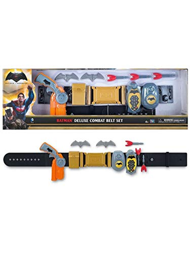 Batman Belt For Kids (Batman Deluxe Combat Belt Set)