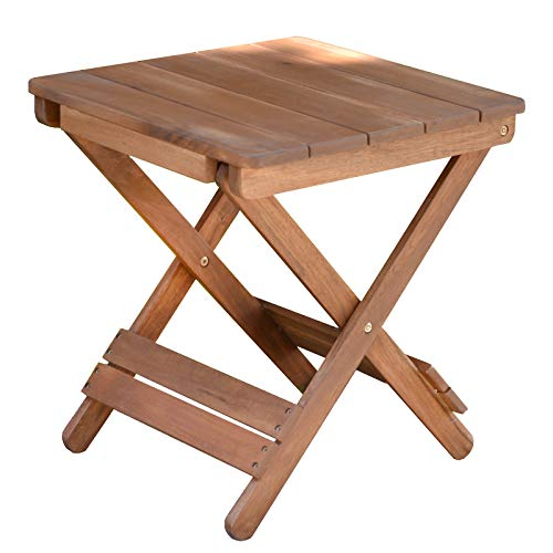 (Plant Theatre Adirondack Folding Hardwood Table)