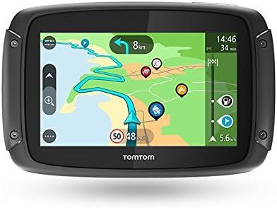 Navegador GPS Tomtom Rider 450: Amazon.es: Electrónica