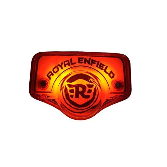 SGTB Tail Light for Royal Enfield Standard 350 500 Back LED