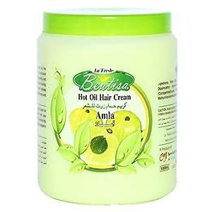 La Fresh Beutisa Amla Hot Oil Hair Cream, 1000 ml