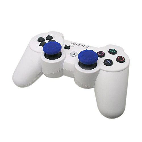 Gametown® 4 X Silicone Thumb Grip Stick Cover Caps For Sony PS4 PS3 PS2 Xbox 360 Xbox one Analog Controller