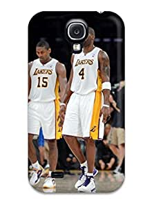 Rolando Sawyer Johnson's Shop Best los angeles lakers nba basketball (35) NBA Sports & Colleges colorful Samsung Galaxy S4 cases