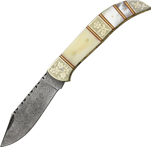 Hand Made Knives HM4-BRK Hand Made Folder Review