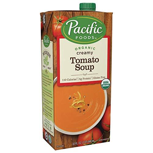 Soup Tomato - Pacific Foods Organic Creamy Tomato Soup, 32oz