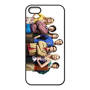 SANLSI The Big Bang Theory Design Personalized Fashion High Quality Phone Case For Iphone 5S
