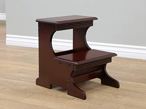 Frenchi Home Furnishing SS55-DW Stool Dark Brown