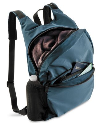 Magellan's SwitchGear Daytripper Packable Travel Backpack Slate Blue, Outdoor Stuffs