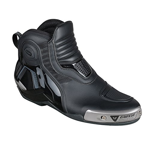 Dainese Dyno Pro D1 Mens Shoes Black/Anthracite EU 45/US -