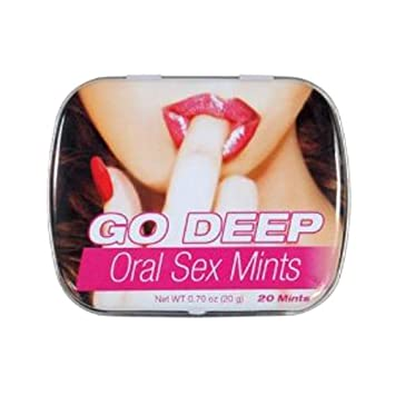 Personal grooming for oral sex