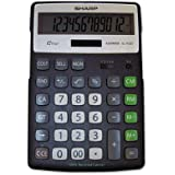 SHRELR297BBK - EL-R297BBK Recycled Series Calculator w/Kickstand